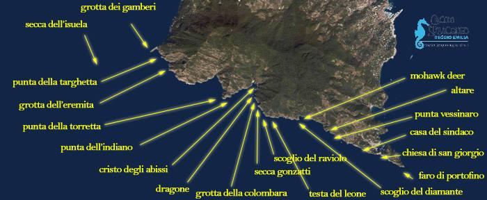 APM Mappa siti